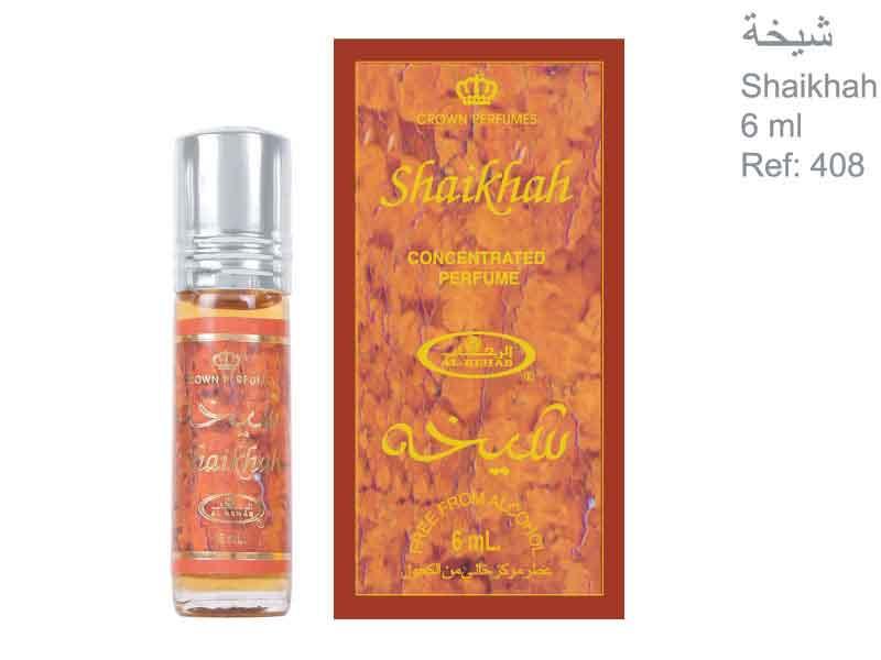 Shaihan 6ml Al Rehab- арабские масляные концентрированные духи от AL-REHAB.Сладко